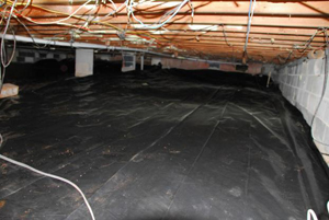 Roswell Crawl Space Insulation Crawl Space Encapsulation