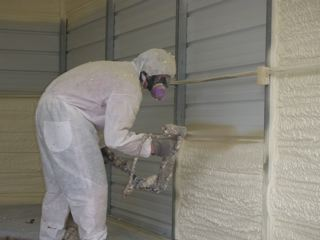 Spray Foam Insulation Atlanta Spray Insulation Closed